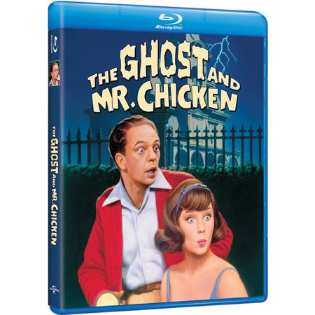 The Ghost And Mr. Chicken (Blu-ray)