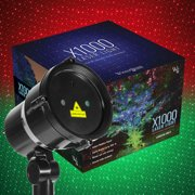 Wintergreen Lighting Moving Laser Projector