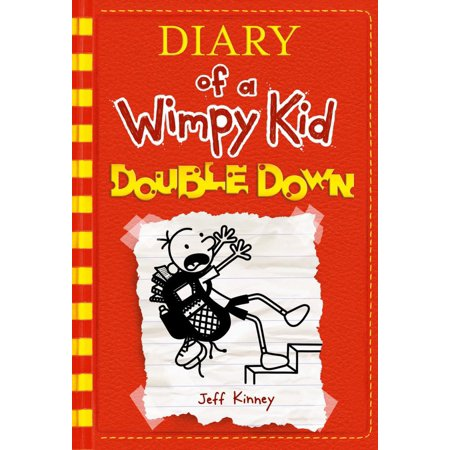 Double Down (Diary of a Wimpy Kid #11) - eBook