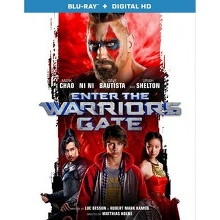 Enter The Warrior's Gate (Blu-ray + Digital HD)