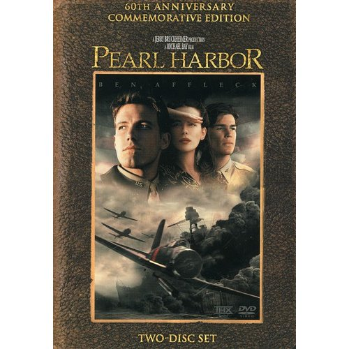 PEARL HARBOR   (2001) 60TH ANN COM ED-2 DISC(DVD/2.35 ANAM/DD5.1/DTS