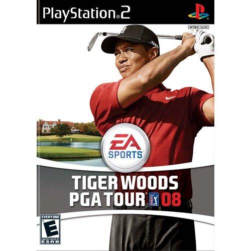Tiger Woods PGA 2008 (PS2)