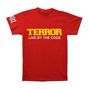 Terror Men's  Victory Red T-shirt Red
