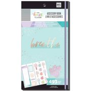 The Happy Planner® Value Sticker Pack, Wellness, 493 Stickers