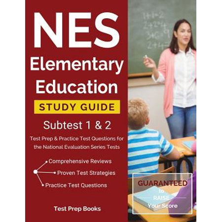 NES Elementary Education Study Guide Subtest 1 & - Nrs Guide