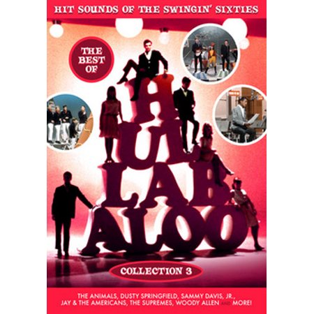 The Best of Hullabaloo: Collection 3 (DVD)