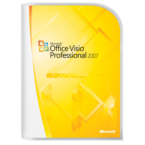Microsoft Visio Professional 2007 for Windows