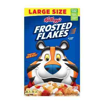 Frosted Frame - Frosted Flakes Breakfast Cereal - 19.2oz - Kellogg's