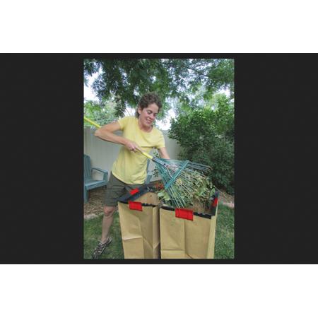 ConnectNBag 30 gal. Lawn & Leaf Bag Holder 1 pk