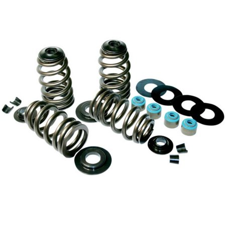 - Feuling 1120 Econo Beehive Valve Springs - 7 Degrees - 5/16in Valve Stem and Stock Keeper Groove