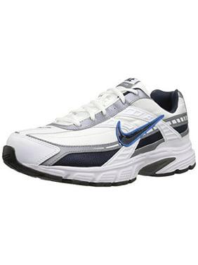 Product Image Nike 394055-101  Men s Initiator White Obsidian Metallic Cool  Grey Sneaker ( 119b13299