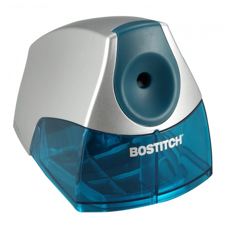 Bostitch Personal Electric Pencil Sharpener, Blue