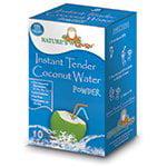 Natures Guru - Instant Coconut Water Pdr 10 ct