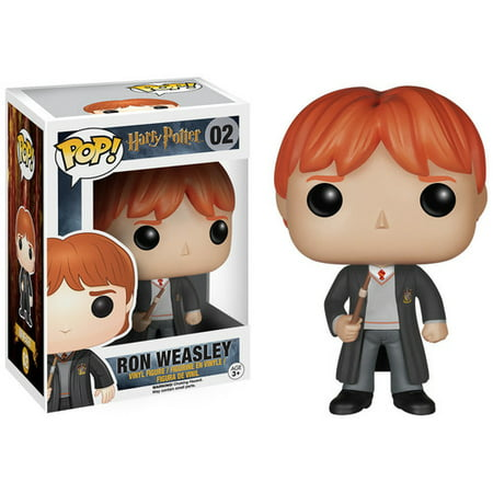FUNKO POP! MOVIES: HARRY POTTER - RON WEASLEY - Wembley Halloween