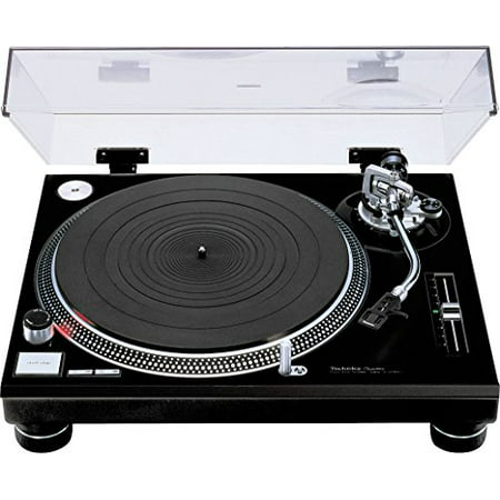 Technics - SL-1210MK2 - Direct Drive DJ Turntable Switchable Voltage (Technics Sl 1210 Mk2 Direct Drive Turntable)
