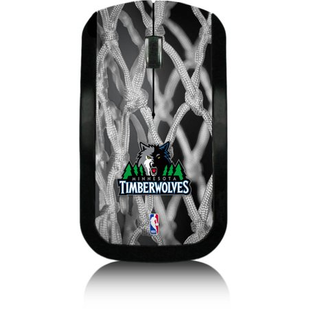 Minnesota Timberwolves Net Design Wireless Usb Mouse By Keyscaper