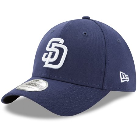 San Diego Padres New Era Game Team Classic 39THIRTY Flex Hat - Navy