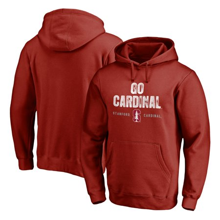 Stanford Cardinal Fanatics Branded Hometown Collection Pullover Hoodie - Cardinal