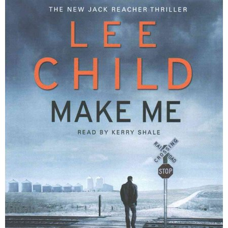 Make Me: (Jack Reacher 20) (Audio CD)