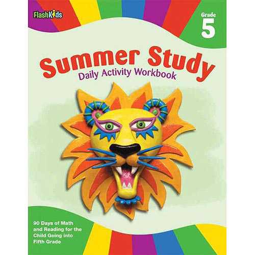 Summer Study Daily Activity Workbook: Grade 5