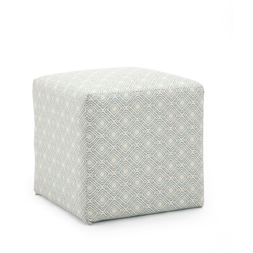 Allegro Gigi Cube Ottoman, Multiple Colors by Dwell Home Inc