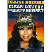 Blaise Brooks Clean Comedy on Dirty Sunset by