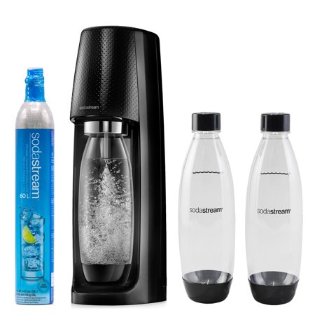 Pepsi Soda Machines (SodaStream Fizzi Sparkling Water Maker Bundle Kit,)