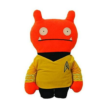 Uglydoll Star Trek Wage Captain Kirk