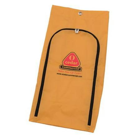 O-Cedar Commercial MaxiRough 25-Gallon Vinyl Replacement Bag for Janitor Cart (Set of 2)