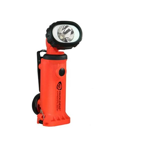 Streamlight Knucklehead Light, Spot with 120V AC Fast Charge, Orange by Streamlight