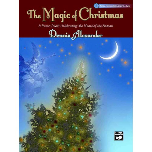 The Magic of Christmas: Duets for Piano