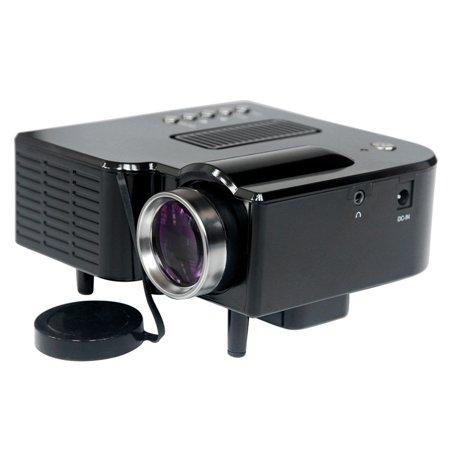 Uc28 Pro Hdmi Portable Mini Lcd Projector Full Hd Home Cinema Theater Entertainment Video Projector Us Plug Av Vga Usb