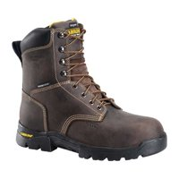 "Men's Carolina 8"" Waterproof Insulated Composite Toe Work Boot"