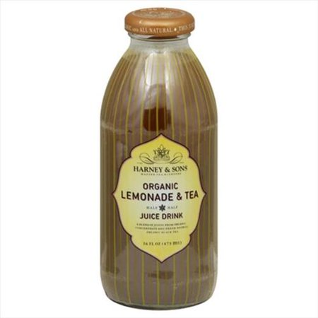 Harney & Sons Juice Drink, Organic, Lemonade & Tea