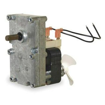 Pellet Stove Auger Gear Motor 3/8