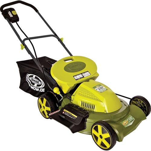 "Sun Joe 20"" 3-In-1 Cordless Lawn Mower"