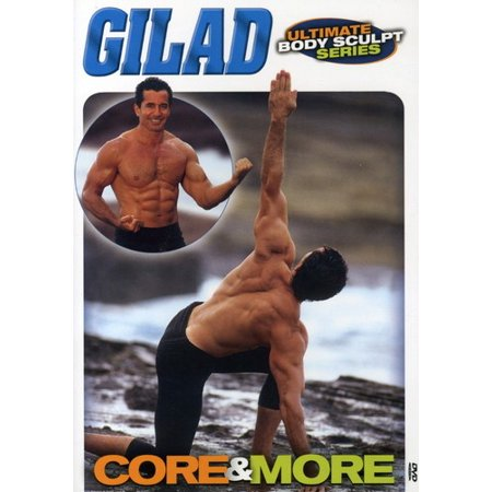 Gilad: Ultimate Body Sculpt - Core & More - Core Rhythms Dvd