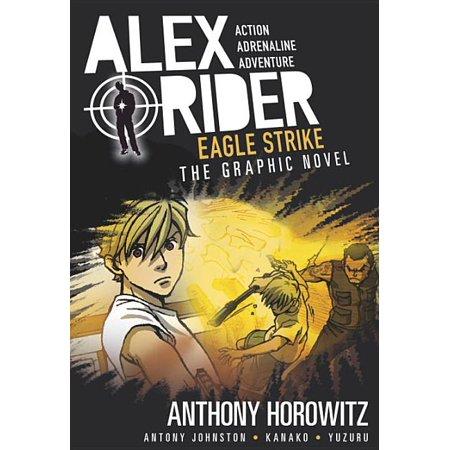 Alex Rider: Eagle Strike: An Alex Rider Graphic Novel (Paperback)