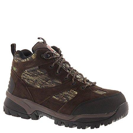 55cf3aaba89 Skechers Men's Work Vostok Backwoods Composite Toe,Camouflage,US 11.5 M