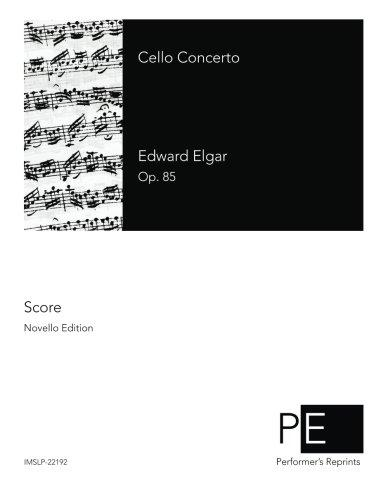 Cello Concerto by