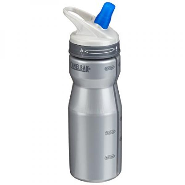 CamelBak Performance 22-Ounce Water Bottle, Silver by CamelBak