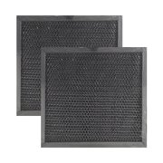 2 PACK S97007696 Broan Aluminum Mesh Grease Filter Replacements by Air Filter...