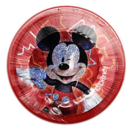 Disney's Mickey Mouse Winking Face Sparkly Cover Self-Inking Stamp