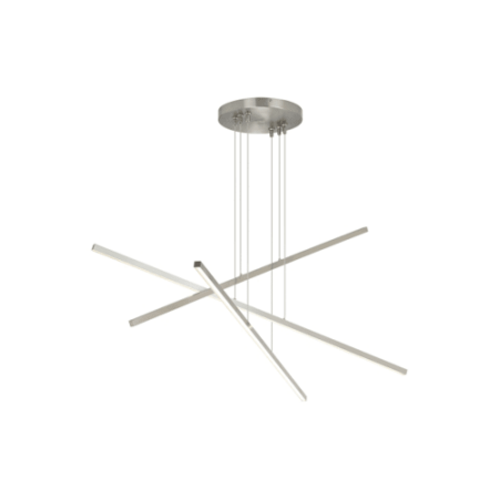 Tech Lighting - 700LSESN3S-LED930 - LED Linear Suspension - Essence - Satin Nickel