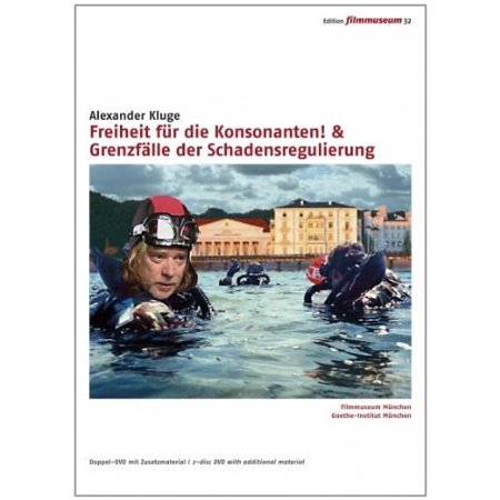 Freedom for the Consonants! / Borderline Cases of Damage Control - 2-DVD Set ( Freiheit für die Konsonanten! / Das Fahrzeug ist die zweite Haut / Die Si [ NON-USA -