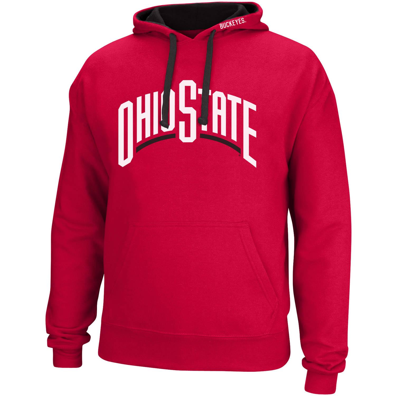 NCAA Ohio State Men's Pullover Hoodie