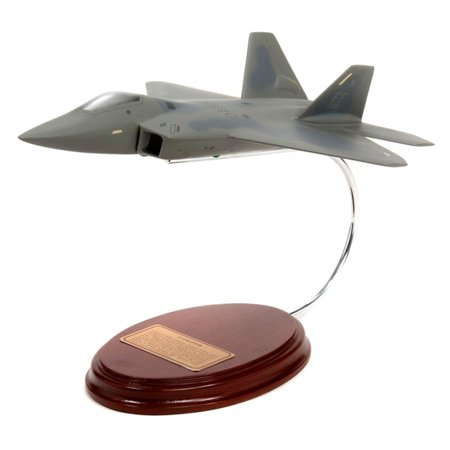 Daron Worldwide Lockheed Martin F-22 Raptor 1/57 Scale Model Plane    Daron Worldwide Daron Worldwide Trading, Inc. is the largest source of aviation toys, models, and collectibles. The company is a merging of Daron Worldwide Trading and Toys and Models Corporation. They merged in 2015 and are based in Fairfield, New Jersey. Daron Worldwide serves the aviation industry and independent toy and hobby retailers. Licensed products include all major North American Airlines, NYPD, FDNY, UPS, Carnival Cruiselines, Royal Caribbean, and more.