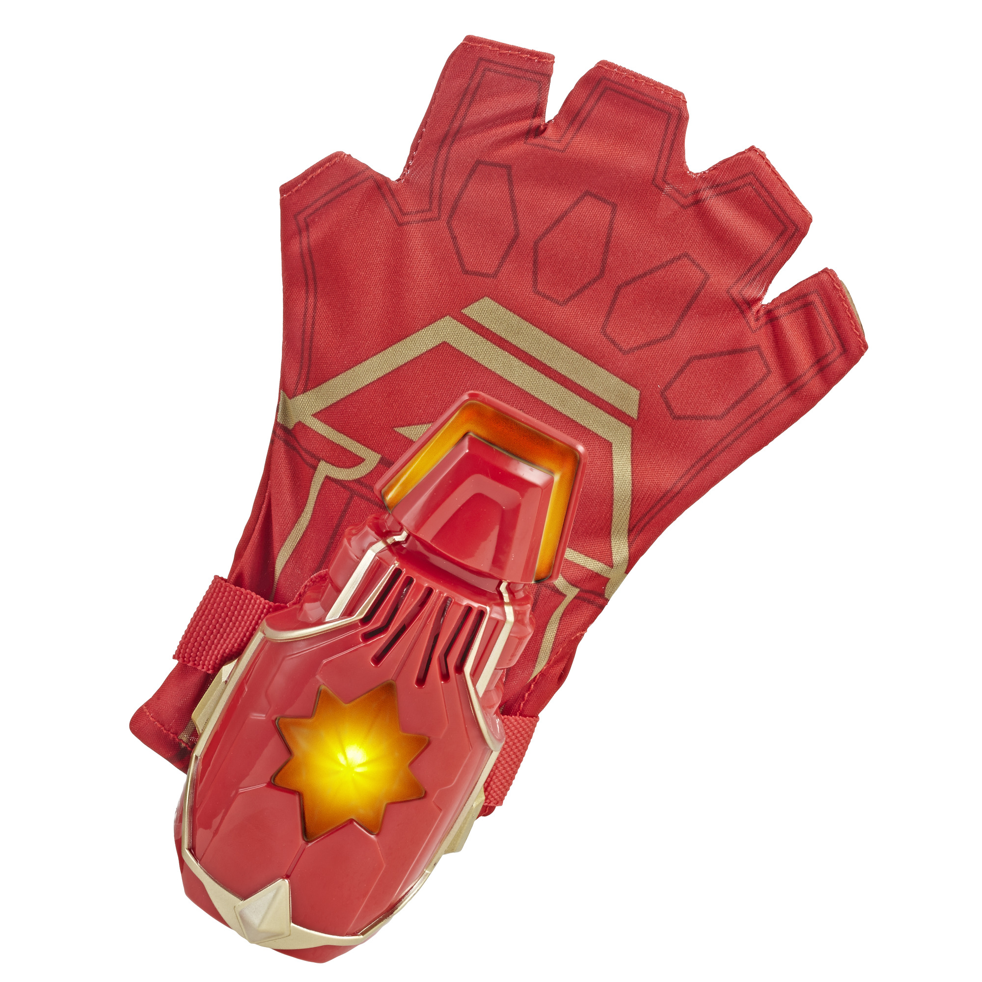 Marvel Captain Marvel Movie Photon Power FX Glove