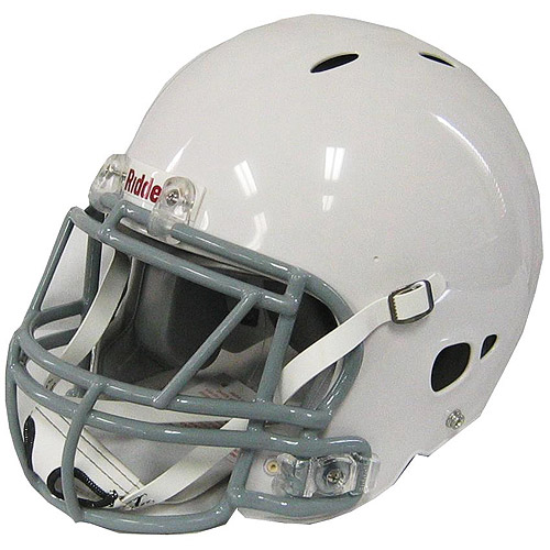 Riddell Attack Youth Helmet w/ Cage & Chinstrap