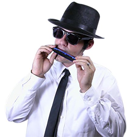 Blues Brothers Halloween (Complete Blues Brothers Costume)